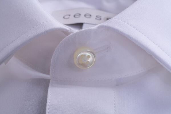Wit overhemd