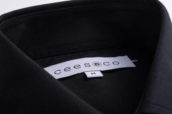 Zwart overhemd