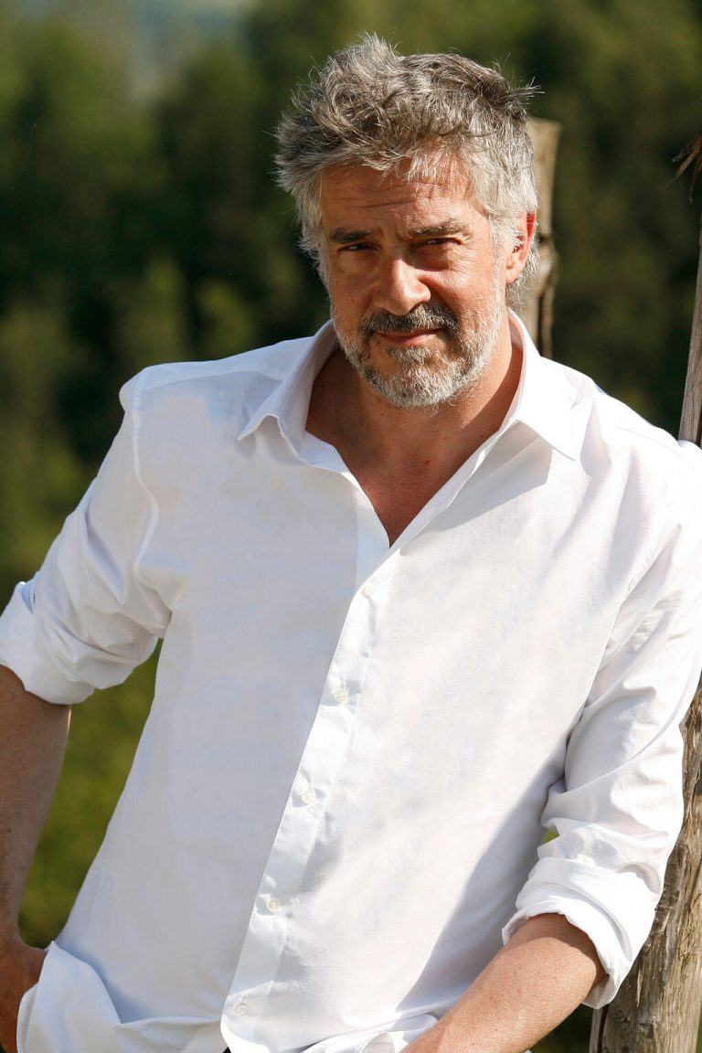Leopold in wit overhemd Ceesnco