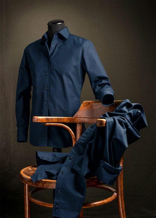 ceesnco-donkerblauw-overhemd-slimfit